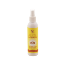 Aloe Vera Sunscreen Spray