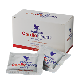 Cardio Health with CoQ10