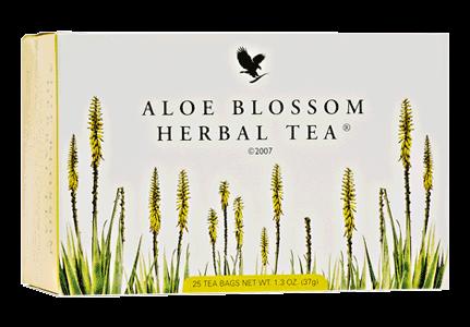 Aloe Blossom Tea